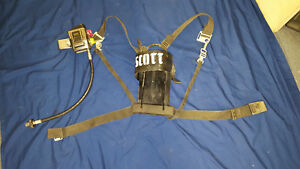 Scott 2 2 Air Pak Harness Kit 1979 Issue Tc 13f 40