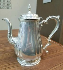 International Sterling Silver Coffee Pot Whitehall Pattern C346