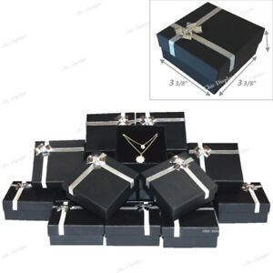 Jewelry Boxes For Necklace Big Gift Boxes Store Large Jewelry Gift Boxes 48 pc