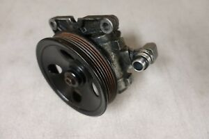 1998 2003 Mercedes Benz W163 Ml430 Ml320 Power Steering Pump W Pulley Oem