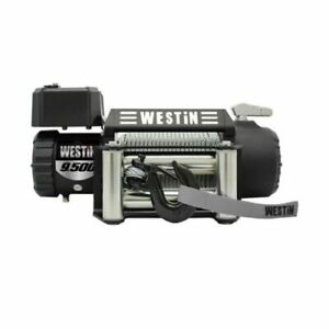 Westin 47 2100 T max Vehicle Mounted Off road 9 5 Waterproof 9500 Lbs Winch