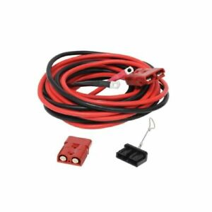 Westin 47 3532 Black Red 24 Ft Quick Disconnect Battery Jumper Cable Kit