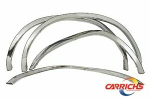 Carrichs Ftto202 Stainless Steel 1 5 Width Fender Trim For 95 04 Toyota Tacoma