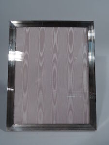 Je Caldwell Frame 3010 Mm Picture Photo Art Deco American Sterling Silver