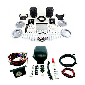 Air Lift Control Air Spring Single Air Leveling Kit For Sierra 2500 Hd 3500