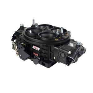 Quick Fuel Technology Bfx 4700 Qfx Series Carburetor 1050cfm Black Diamond