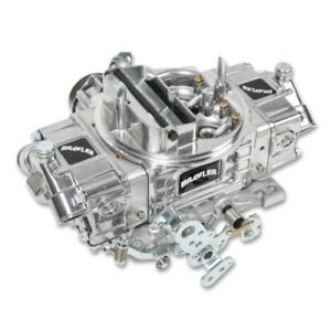 Quick Fuel Technology Br 67255 650 Cfm Brawler Diecast Carburetor Mech Secondary