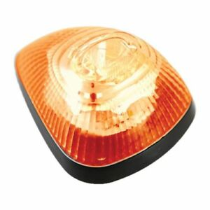 Buyers Products 8892000 Surface Mount Strobe Marker Light Amber With 9 Led