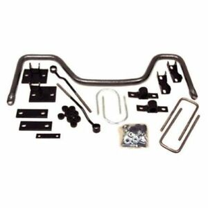 Hellwig 7652 Rear Solid Sway Bar 1 1 4 Diameter For 2001 2006 Chevy Silverado