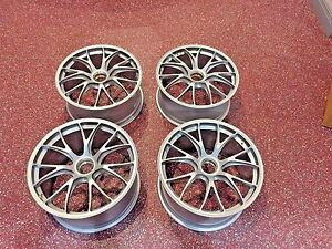 Ferrari 458 Challenge Oem Rims wheels set Of 4 Part s 284732