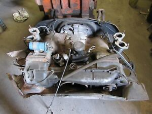 Porsche 914 Engine 1 7l W Exhaust And Intake Tubes And More