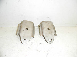 48 49 50 51 52 53 Dodge Pickup Truck Bell Housing Frame Mounts