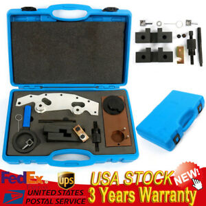Camshaft Alignment Full Timing Tool Kit Double Vanos Fits For Bmw M52tu M54 M56