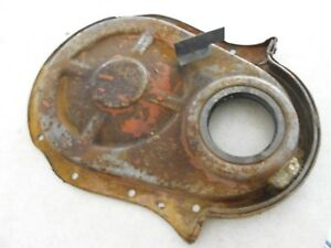 1970 Date Coded Chevy Big Block 402 454 Timing Chain Cover Oem Gm