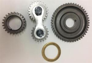 Big Block Mopar 440 Dual Idler Timing Gear Drive Set Kit