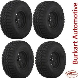 Pro Comp Tires 780295 Xtreme Mud Terrain 2 Tires Set Of 4 Size 295 65r18