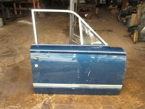 1964 64 Plymouth Valiant Dodge Dart Right Passengers Side Front Door Shell