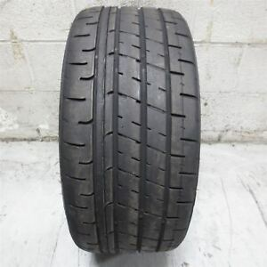 255 30r20 Pirelli P Zero Corsa 92y Tire 7 32nd No Repairs
