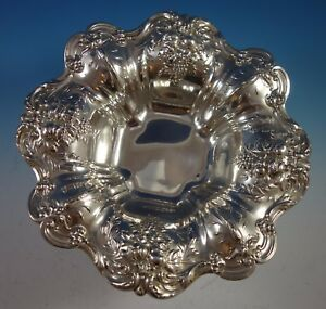 Francis I By Reed Barton Old Sterling Silver Fruit Bowl X569 1902