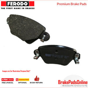 Brake Pads For Lotus Elise 111s 1 8l 2zz ge Dohc 16v Supercharged Mpfi 4cyl Rear