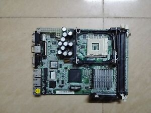 1pc Used Nexcom Ebc575 Rev C Industrial Motherboard Embedded