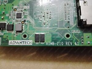 1pc Used Advantech Embedded Motherboard Mini itx Motherboard Aimb 210 Rev a1