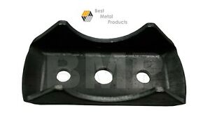 1 Leaf Spring Perch 3 Trailer Axle Weld On Rear End Axle Housing Pad 1000118