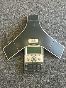 Cisco Cp 7937g Voip Conference Station Unified Ip Poe Phone 7937g