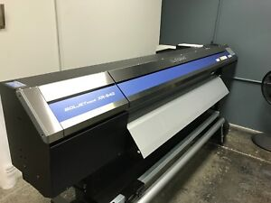 Roland Xr 640 Pro 4 Printer cutter