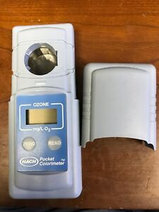 Hach Pocket Calorimeter Ozone Analysis System Calorimetry Photometer 45770 04