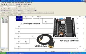 Plc Controller 24v Programming Ladder Logic Software W Bonus Training Course