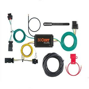 Curt T Connector Custom Wiring Harness 56369 For Jeep Compass