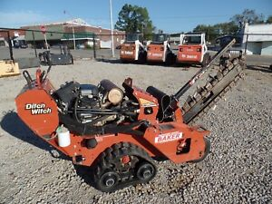 2014 Ditch Witch Rt 20 Walk behind Trencher