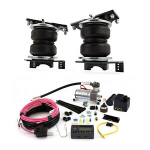 Air Lift Control Air Spring Wireless Air Compressor Kit For F 450 Super Duty