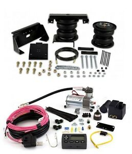 Air Lift Control Air Spring Wireless Air Compressor Kit For Ford F53 Motorhome