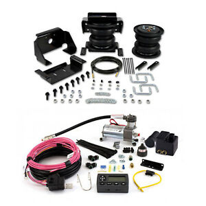 Air Lift Control Air Spring Wireless Air Compressor Kit For F 550 Super Duty