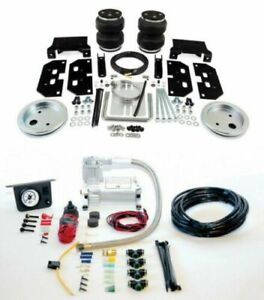 Air Lift Control Air Spring W Single Path Leveling Kit For Dodge Ram 2500 3500