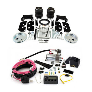 Air Lift Control Air Spring W wireless Air Compressor Kit For Dodge Ram 2500 4wd