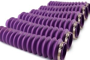 Per 88001 6 Purple Pdoffroad Lift Kit Shock Absorber Boots 6pack