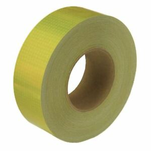 Yellow V82 Oem Grade Reflective Tape 2x150 Roll