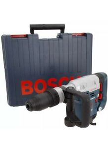 Bosch 13amp Corded Sds max Variable Speed Hammer Drill Auxiliary Carrying Case