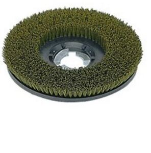 New Oreck 17 In Grit Scrub Floor Polishing Polisher Pads Pad Brush