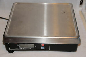 Avery Berkel Model 6720 7 Electronic Laboratory Scale Tested Works Great