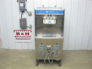 Taylor 754 27 Twist Soft Serve Ice Cream Machine Single 1 Phase Water Cooled