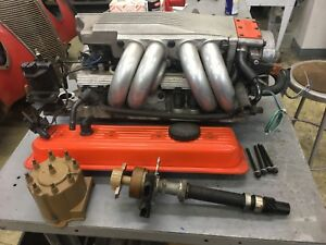 Tpi 1985 1991 Corvette Firebird Camaro Complete Manifold Top End Assembly