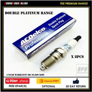 Spark Plug 8 Pack For Chevrolet Chevelle 5 7l 8 Cyl 350 5 05 5 05 41833