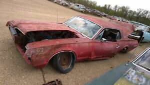 1967 Cougar Steering Column 34434