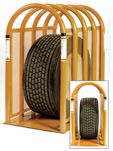 Ken tool 36010 30 X 56 1 4 5 bar Tire Inflation Cage