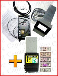 Rowe Changer Bc 1400 Control Board Update Kit With Mars Mei Validator 1 20