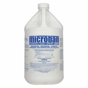 Prorestore Microban Disinfectant Spray Plus 1 Case 4 Gallons